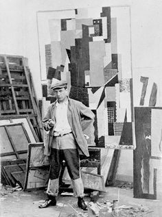 Pablo Picasso in his early years