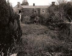 Aberglasney from walled garden 1995 | by paulwhite53