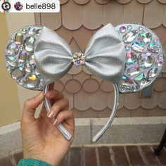 """89 Likes, 9 Comments - 3mazing Ears (@3mazingears) on Instagram: """"All the sparkle Thank you @belle898 for sharing! I feel so honored you thought of 3mazing…"""""""