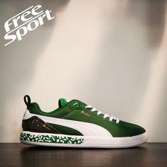 Puma Future Suede Low Verde 356856-02