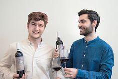 Tadeo Cortés y Taig McCarthy: los creadores del vino con té.