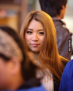 A split second of eye contact made with this girl in Osaka, Japan.