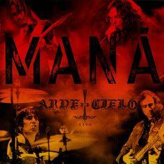Caratula Frontal de Mana - Arde El Cielo - Vivo
