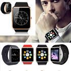 ﹩22.90. Gift for men women sport GT08 Bluetooth Smart Watch with camera sim card android    Compatible Operating System - Android
