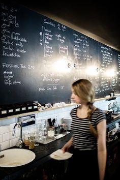 Eat Berlin - Aunt Benny, Friedrichshain, #Berlin More information on Berlin: visitBerlin.com
