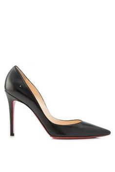 Christian Louboutin | Pre-owned Christian Louboutin Leather Pumps
