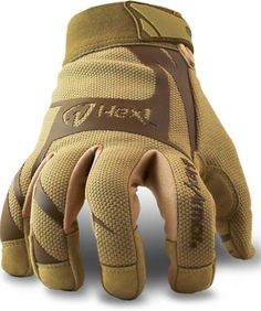 HexArmor.com-The Hex 1 2120-Tan Glove