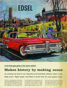 Reminiscing – I love Edsel | Hemmings Daily