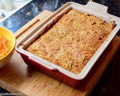 Hjemmelaget fiskegrateng - Godt likt av store og små   Gladkokken Banana Bread, Desserts, Food, Tailgate Desserts, Deserts, Essen, Postres, Meals, Dessert