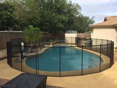 You can't put a price on your child's safety and Baby Barrier #Pool Fence will help #prevent pool accidents.
