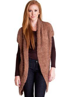 Shaggy Knit Sweater Cardigan #knit #sweater #cardigan #winterfashion