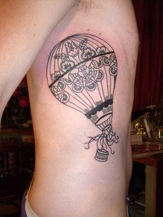 Tatuagem de Balões 5