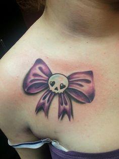 10 Ribbon Tattoo