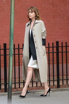 Dakota in NYC! #DakotaJohnson