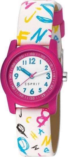 3db52f6d81f Esprit ES000FA4030 Kids watch - Scribble