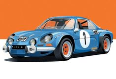 Vintage Race Car Posters: Timeless Beautiful