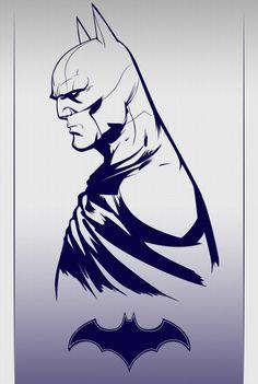 JLA: Batman by Cody Patrick Rostron