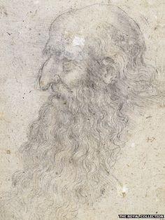 Leonardo da Vinci,The Royal Collection