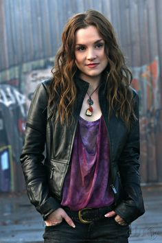 Rachel Miner (as Meg Masters in Supernatural)