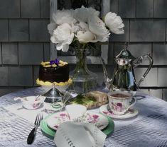 Tea Blog, My Tea, Enjoy It, Tea Time, Table Decorations, Home Decor, Decoration Home, Room Decor, Home Interior Design
