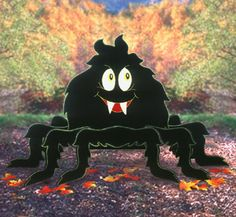 Giant Yard Spider Woodcraft Pattern Spook all of your little trick-or-treaters with this giant yard spider. Halloween Patterns, Halloween Projects, Diy Projects To Try, Halloween Designs, Halloween Spider, Halloween Diy, Halloween Decorations, Exterior Grade Plywood, Winfield Collection
