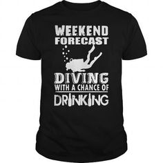 Awesome Diving Lovers Tee Shirts Gift for you or your family member and your friend: DIVING Tee Shirts T-Shirts #funnytshirtsforguys #ScubaDivingInfographicsandQuotes