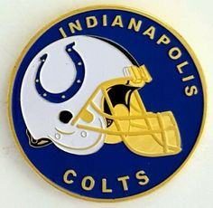 NFL National Football League - Indianapolis Colts Challenge Coin