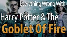 Everything Wrong With Harry Potter & The Goblet Of Fire. As a HP fan I hate having the inconsistencies pointed out... Hmm!