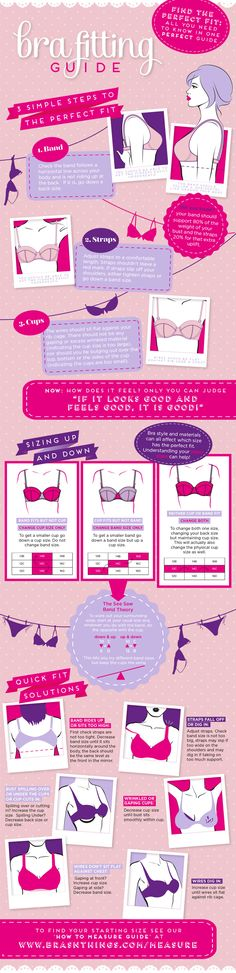 A correct fitting bra will go a long way to giving you an awesome shape for your shoot. Bras N Things offer free in store fittings. Bra Fitting Guide by Bras N Things