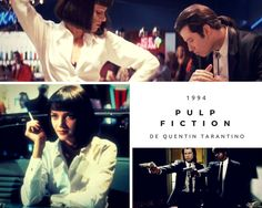 Pulp Fiction, de Quentin Tarantino. Melhor atuação da carreira de Uma Thurman. Os clássicos do cinema dissecados em análises completas. Diretores, atores e afins estudados em listas. Os melhores filmes em críticas diárias.