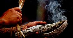 The Science Behind Smudging : Here's What Really Happens When We Burn Sage... Salvia, Chakras, Yoga Vidya, Energie Positive, Burning Sage, Fat Burning, Smudge Sticks, Evil Spirits, American Indians