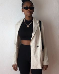 "Mmakoma on Instagram: ""i did something here eh"" Something To Do, Blazer, Jackets, Instagram, Women, Fashion, Down Jackets, Moda, Women's"