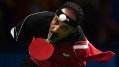 Jeux paralympiques : la raquette entre les dents l'Egyptien Hamadtou dans la légende (VIDÉO) http://vdn.lv/mem4SF
