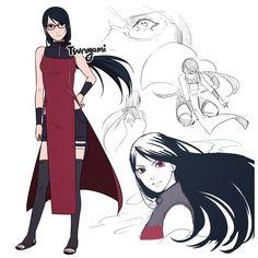 Sasuke and Sakura  SasuSaku   Саске и Сакура