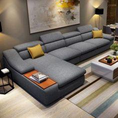 Amazing 54 Design Living Room Furniture Design With Modern Sofa http://kindofdecor.com/index.php/2018/06/01/54-design-living-room-furniture-design-with-modern-sofa/