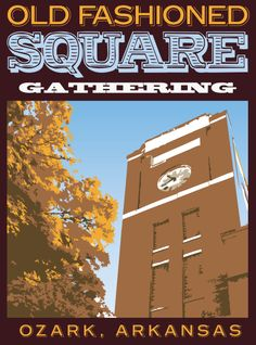 """The Old Fashioned Square Gathering in Ozark is a 2014 Henry Awards finalist for the Grand Old Classic Special Event Award. This award is presented to a festival, fair, or other special celebration which has """"stood the test of time"""" and become an established example to follow. #VisitArkansas"""