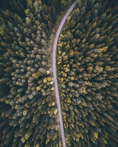 Stunning Drone Photography by Tobias Hägg #inspiration #photography