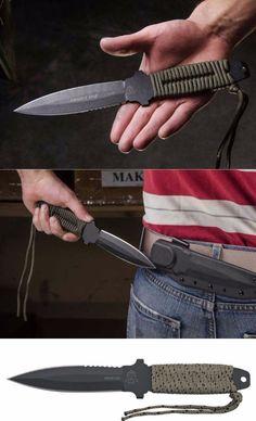 Tops Knives Ranger's Edge Tactical Fixed Blade @thistookmymoney