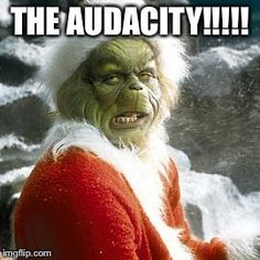 """Great Character: The Grinch (""""How the Grinch Stole Christmas ..."""