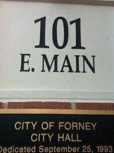 Forney, TX