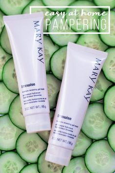 Pamper yourself! With the TimeWise® Moisture Renewing Gel Mask, skin appears less stressed, and feels nourished, purified and calm.   Mary Kay http://www.marykay.com/lisabarber68 Call or text 386-303-2400 or 832-823-1123