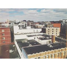 View from an apartment in GR.  #exploregrandrapids #michigan #downtowngr #downtown #gr #exploregr #livegr #livegrandrapids #puremichigan #rooftop #city #exploremichigan #westmichigan by exploregrandrapids