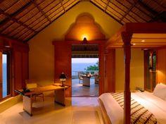 Amankila Resort in Bali, Indonesia