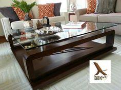 Mesa de centro - diseño a medida / custom-made coffee table