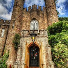 Augil Castle Hotel ~ Cumbria, England http://www.stayinacastle.com/