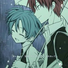 Again NON YAOI FOR ME but super sweet pic ^_^