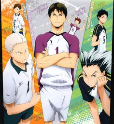haikyuu official arts | Tumblr