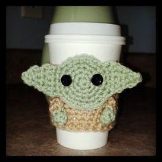 free yoda mug cozy pattern