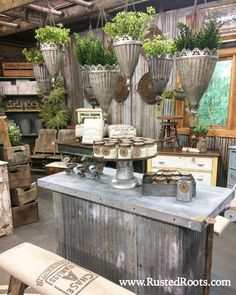 Rusted Roots Barn Sale {June 2017}