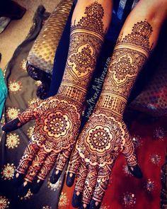 Eid Mehndi-Henna Designs for Girls.Beautiful Mehndi designs for Eid & festivals. Collection of creative & unique mehndi-henna designs for girls this Eid Latest Bridal Mehndi Designs, Mehndi Designs 2018, Eid Mehndi Designs, Wedding Mehndi Designs, Mehndi Design Images, Beautiful Mehndi Design, Mehndi Patterns, Mehndi Designs For Hands, Simple Mehndi Designs
